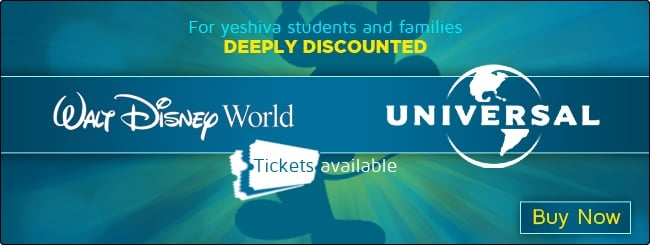 Sea World and Universal Discounted Tickets